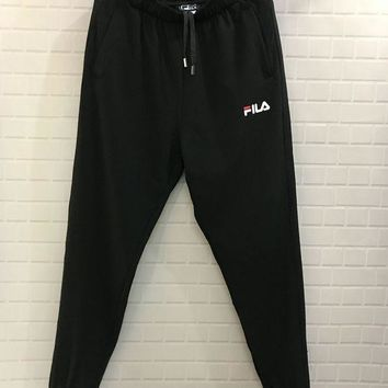 DCCKFC8 FILA Sports pants for men and women