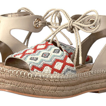 Sam Edelman Neera Ivory Multi Leather w/ Beading - Zappos.com Free Shipping BOTH Ways