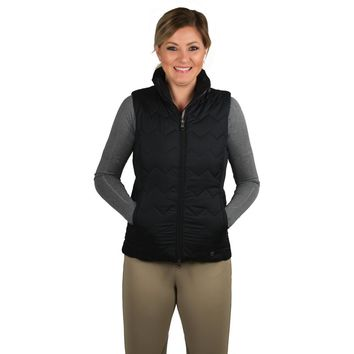 Noble Outfitters Ladies Calgary Vest - Black