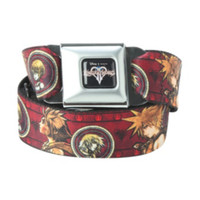 Disney Kingdom Hearts Seat Belt Belt