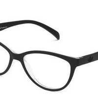 Adidas Originals - AOR007O Black Eyeglasses / Demo Lenses