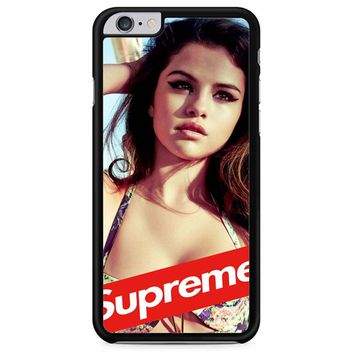 Selena Gomez Supreme iPhone 6 Plus/ 6S Plus Case