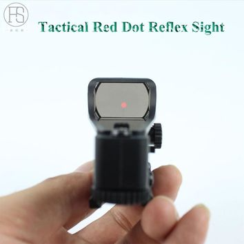 Tactical Gun Accessories Red Dot Reflex Sight Scope Riflescope For Hunting Shooting Gun Rifle Airsoft Sight 11 Or 20mm Rail