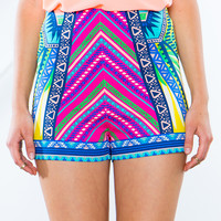 Indio Hi-Waist Shorts