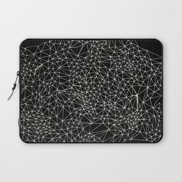 Geo Webbed Laptop Sleeve by DuckyB