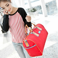 Tote Bag Korean Sports Gym Bags Travel Bags [8384615751]