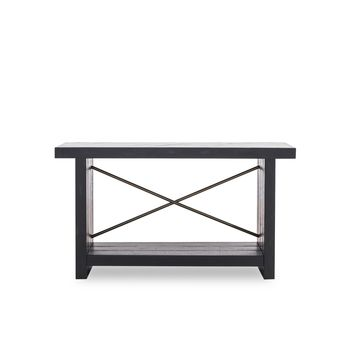 Sicily Modern Industrial Rustic Console Table