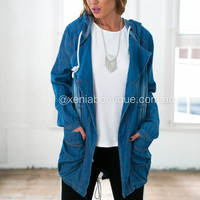 Wrapped In Love Anorak Jacket