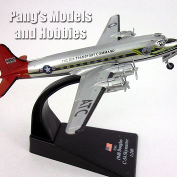 Douglas C-54 Skymaster - Berlin Airlift - 1/144 Scale Diecast Metal Model by Amercom