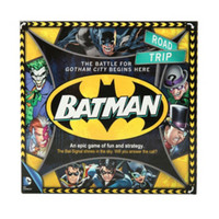 DC Comics Batman Road Trip Board Game
