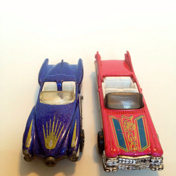 Vintage Hot Wheels Mattel Cars