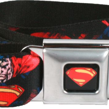 Superman Fury Belt