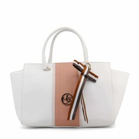 Blu Byblos Goose Women White Handbags