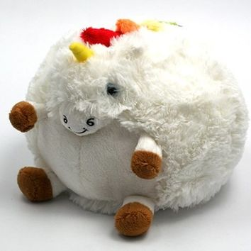 Rainbow Unicorn - Mini Squishable