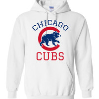 Chicago cubs World series Gildan Heavy Blend Hoodie Shirt
