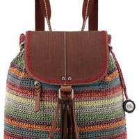 The Sak Avalon Convertible Crochet Backpack, Created for Macy's Handbags & Accessories - Macy's