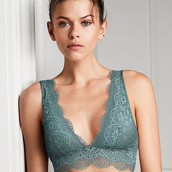 Long Line Plunge Bralette - The Victoria's Secret Bralette Collection - Victoria's Secret
