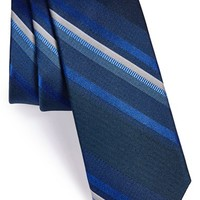 Men's Calibrate Woven Silk Tie