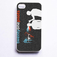 Twenty One Pillots 21 Pilots Silhouette Phone Cases For iPhone, Samsung, Sony iPod