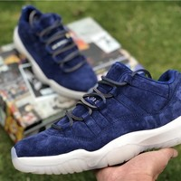 "Air Jordan 11 Retro Low ""RE2PECT"" US8-13"