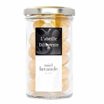 French Lavender Honey Candies L'Abeille Diligente 5.3 oz
