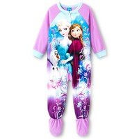 Toddler Girls' Disney Frozen Princess Sleepers : Target