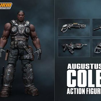 Augustus Cole - Action Figure - Gears of War (Pre-order)