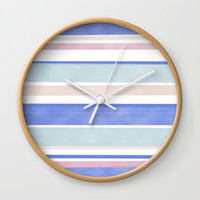 Between The Lines Wall Clock by sm0w