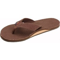 Rainbow Sandals Women's Hemp Single Layer Wide Strap