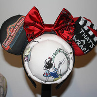 The Great Movie Ride Inspired Minnie Mouse Ears