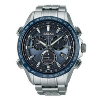 New Seiko Astron GPS Solar Chronograph Watch