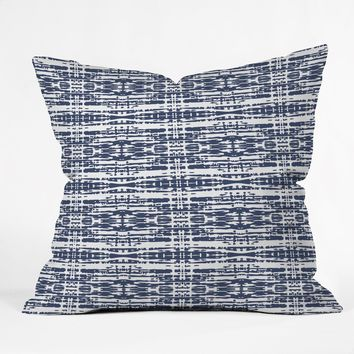 Holli Zollinger Woven Throw Pillow