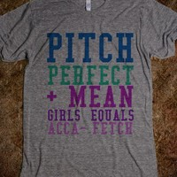 Pitch Perfect Mean Girls