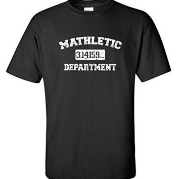 Mathletic Math Geek College Pie Sarcasm Gift For Enginneer Genius Funny T Shirt