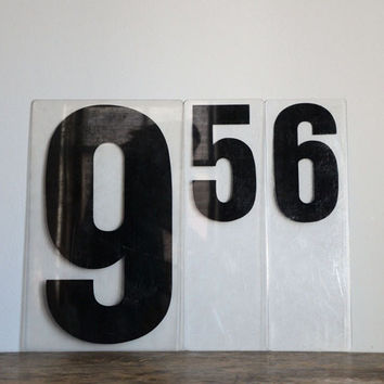 Vintage Gas Price Signs