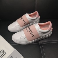 GⅣENCHY Men Casual Shoes Boots fashionable casual leather