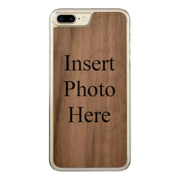 Personalized Carved iPhone 7 Plus Case