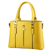 Women's Leather tote shoulder bags
