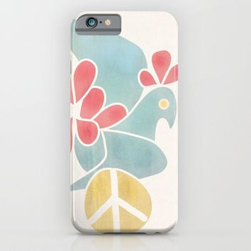 Paloma iPhone & iPod Case by mirimo