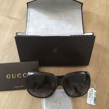 DCCK3SY Women¡¯s Brown Gucci Sunglasses New