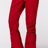 Roxy Spring Break Snow Pants - Womens Sweaters - Red