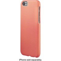Insignia™ - Perforated Case for Apple® iPhone® 6 - Coral