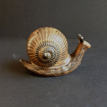 Snail Incense Burner