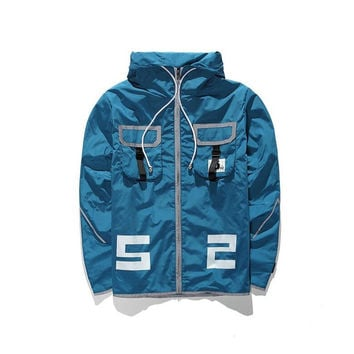 'Fifty Two' 3M Reflective Jacket men