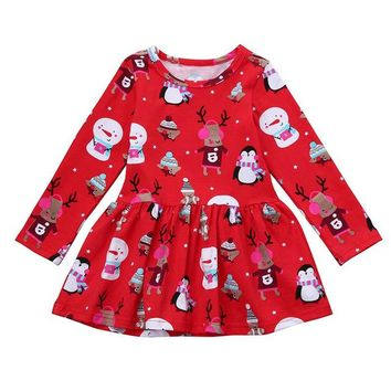 Carnival Costume Toddler Kid Baby Girl Christmas Clothes