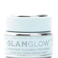 Glam Glow SuperMud Clearing Treatment Mask- Made in USA - The Beauty Bar - Modnique.com