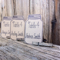 Rustic Clothespins Place Card Holder Seating Chart Clothespins Rustic Wedding Decor Country Wedding Decor Favor Bag Clip Crafting Supplies
