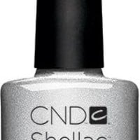 CND - Shellac Silver Chrome (0.25 oz)