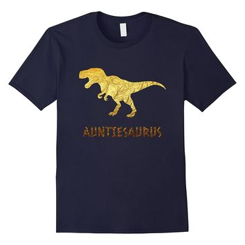 Mother's Day 2017 Auntiesaurus Rex T Shirt Aunt Mama Aunties