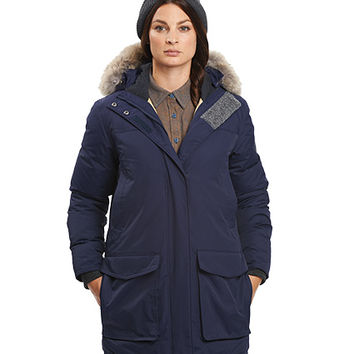 Women's Patrol Down Parka by WOOLRICH® The Original Outdoor Clothing Company